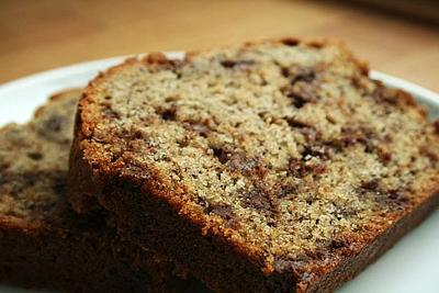 Banana Bread with coconut flour (gluten-free) | The Vibrant Family