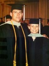 Cindy and Jason graduation