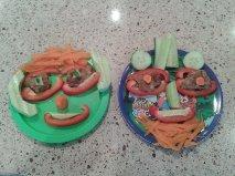 fun veggie plates1