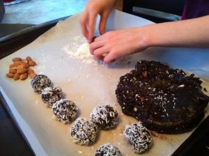 Holiday snow balls recipe